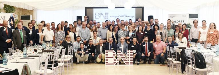 70 Empresarios del Corredor del Henares se reúnen en El Olivar para hacer negocio entre ellos