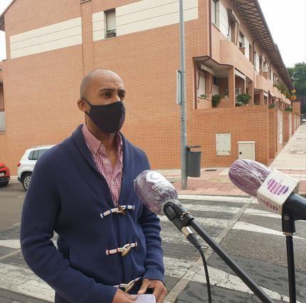 El PP propone un plan de arreglo de aceras y pavimentación para actuar de inmediato en las zonas más urgentes de Guadalajara capital