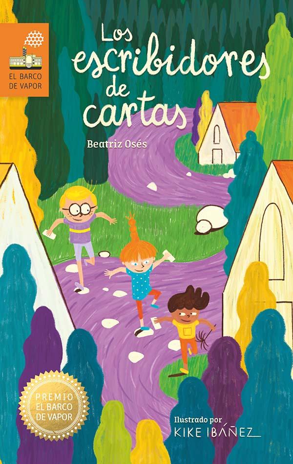La ganadora del Premio Barco de Vapor 2019, Beatriz Oses, visitará la Biblioteca de Alovera este viernes 14 de febrero