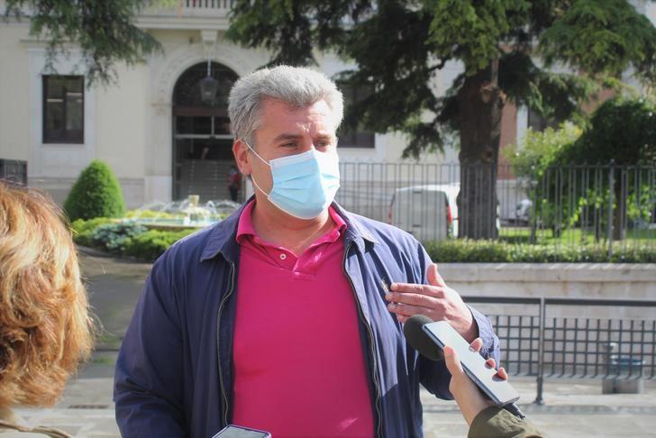 """Esteban apunta que el trabajo """"serio, firme y responsable"""" del PP-CLM hace que los ciudadanos vean en Núñez una clara alternativa de Gobierno para 2023"""
