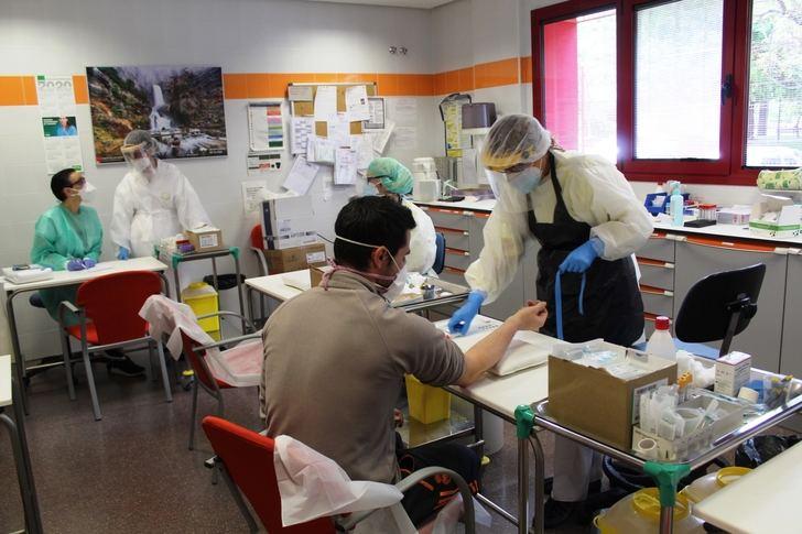 1.152 vecinos de Guadalajara están llamados a participar en el Estudio Nacional de Sero-prevalencia Epidemiológica de la infección por SARS_COV-2