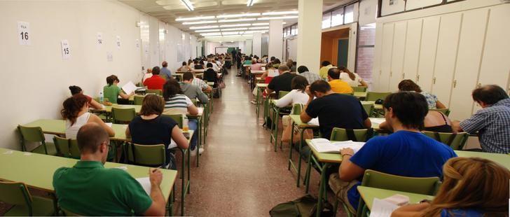 Comienzan los exámenes en la UNED Guadalajara para 2.100 alumnos