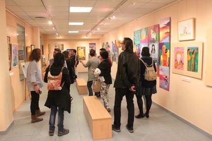 """Hasta el 14 de junio, exposición """"Obra por Artista"""" de la Escuela Municipal de Artes, en la Casa de la Cultura"""