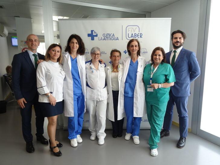 Una nueva unidad de reproducción asistida amplía los servicios médicos de Clínica La Antigua