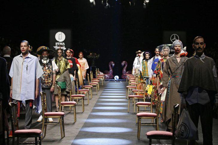 """La pasarela Mercedes-Benz Fashion Week Madrid mantiene su calendario con desfiles y 'fashion films"""""""