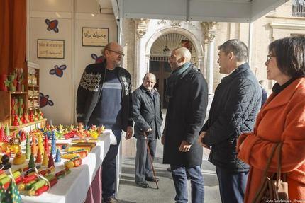 Arranca la nueva edición de la Feria de Artesanía de Navidad de Guadalajara