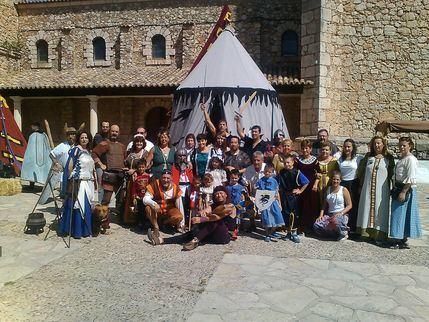 La Feria Medieval de Fuentenovilla llega el próximo fin de semana a su XV edición