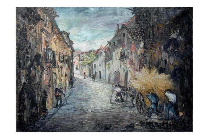 8.200 euros en premios, en el XVIII Concurso de Pintura Fermín Santos