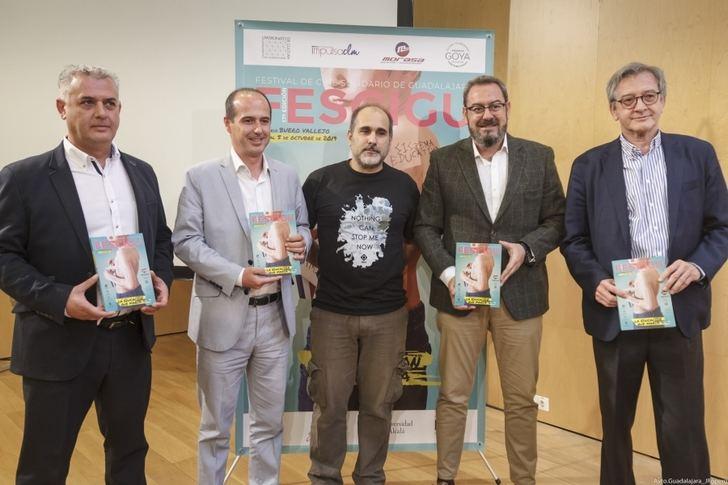 Se acaba de presentar la XVII edición del Festival de Cine Solidario de Guadalajara