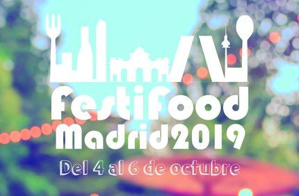 Todo listo para el FestiFood Madrid, el evento culinario del año