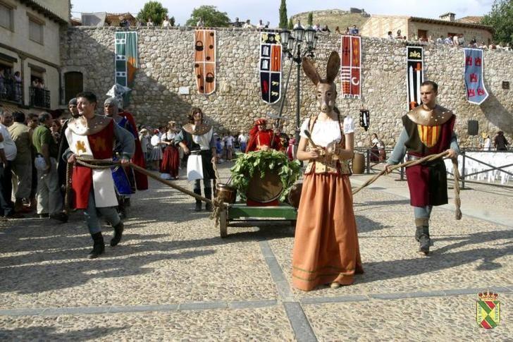 La Diputación colabora con la promoción del Festival Medieval de Hita que se celebra este sábado