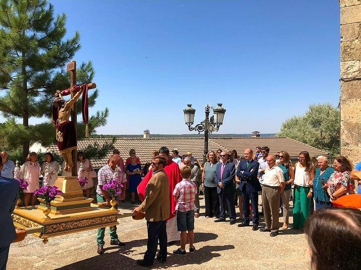 La diversión y el buen ambiente reinaron en las fiestas patronales de Casasana