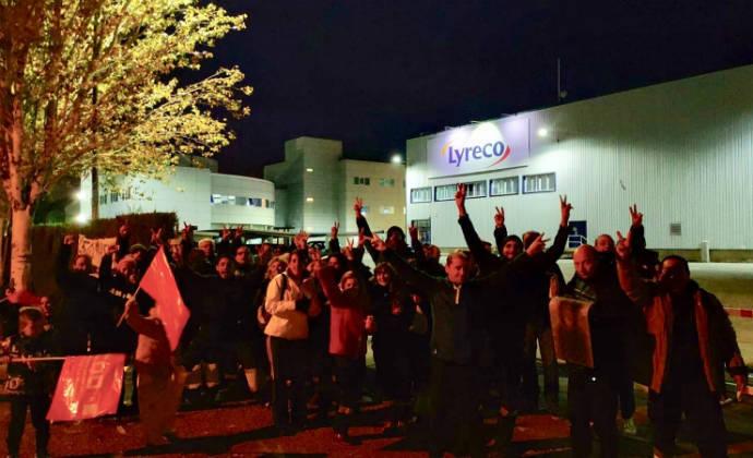"""Denuncian que Lyreco en Alovera """"vulnera el derecho a la huelga de sus trabajadores una vez más"""""""