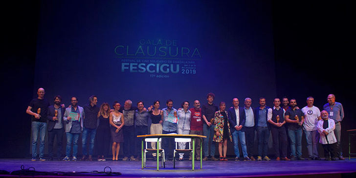 """Foreigner"", de Carlos Violadé y ""The girls are alright"", de Gwai Lou han sido los cortos ganadores del FESCIGU 2019"