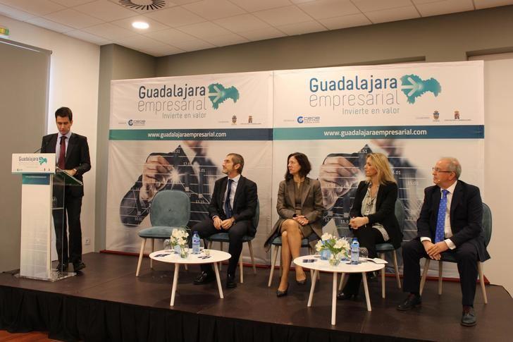 """Gran éxito de participación en el II Encuentro de Inversión de """"Guadalajara Empresarial"""""""