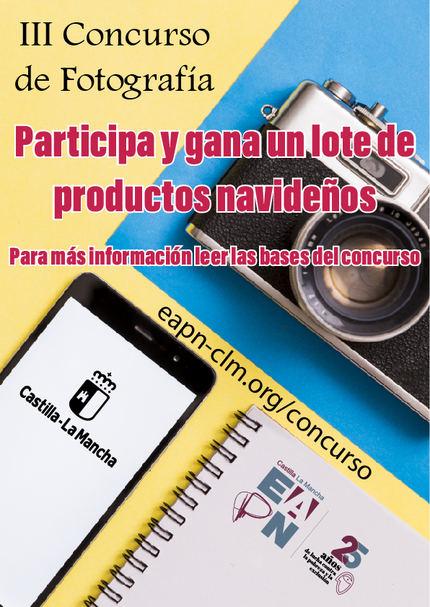 En marcha el III Concurso de Fotografía de Centros de Mayores de Castilla-La Mancha