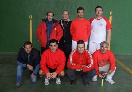 El club El Casar se retira de la competición de la la Liga Provincial de Frontenis de Guadalajara