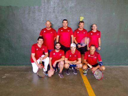 Se ha disputado este fin de semana la penúltima jornada de la Liga Provincial de Frontenis de Guadalajara