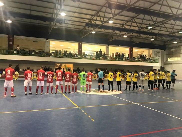 El FS Pozo de Guadalajara se llevó un nuevo derbi en 1ª autonómica ante Atlético Almonacid (0-1)