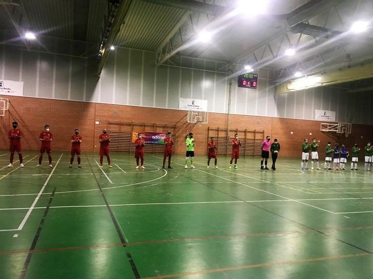 FS Pozo de Guadalajara pagó muy caros los errores ante Los Navalucillos (5-7)