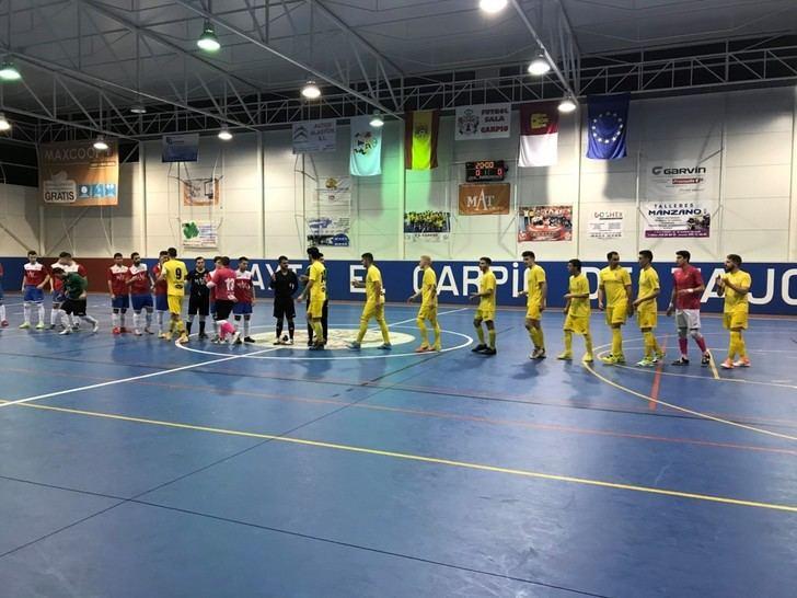 FS Pozo de Guadalajara solicita de nuevo el uso del Polideportivo Municipal