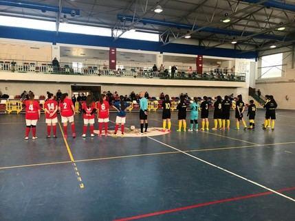 Victorias de Femenino, Cadete masculino y Alevín B del FS Pozo de Guadalajara