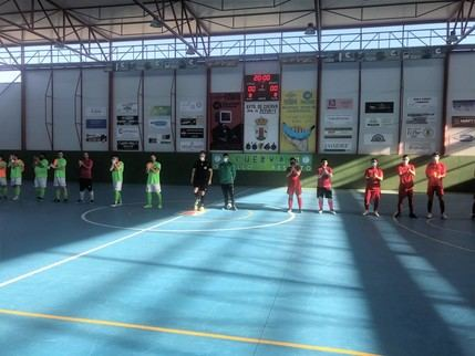 FS Pozo de Guadalajara asalta la pista del líder e invicto, Atlético Almonacid (6-7)