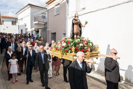 Fuentenovilla preparada para vivir sus fiestas en honor a San Isidro y a la Virgen del Perpetuo Socorro