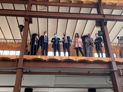 En breve, se licitará la redacción del proyecto del Fuerte de San Francisco de Guadalajara para dedicar dos naves a una biblioteca y escuela municipal