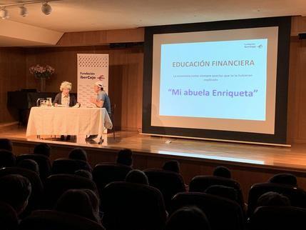 La Fundación IberCaja organiza este jueves un programa didáctico para escolares en Guadalajara