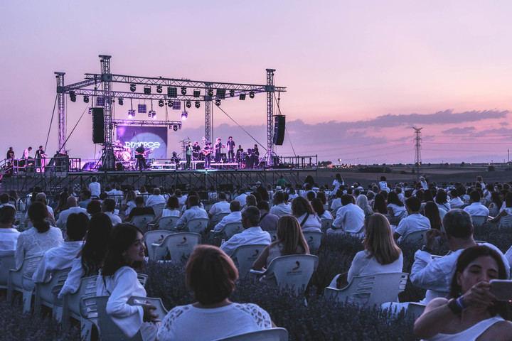 El Concierto de Los Aromas recauda 11.400 euros a beneficio de la Fundación Nipace