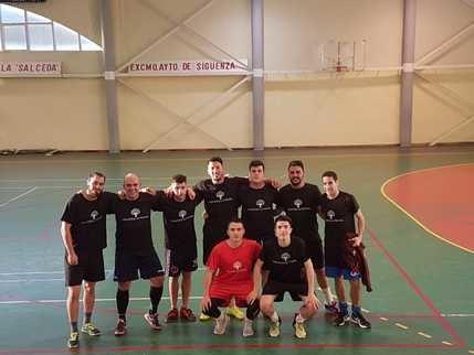 En marcha la XVIII Liga Municipal de Fútbol Sala de Sigüenza