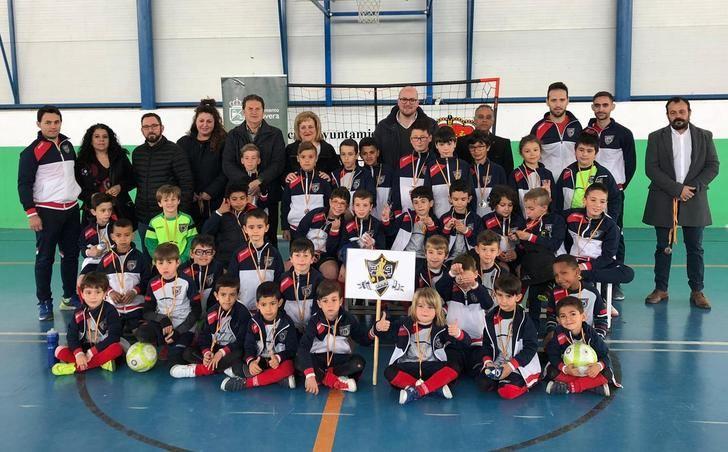 Concluyó la Liga Futuros Campeones de Fútbol Sala