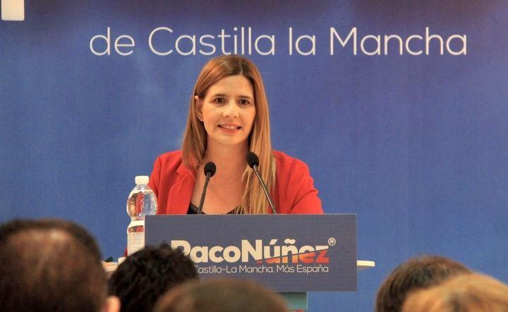 El PP propone a Carolina Agudo como senadora por designación autonómica para continuar con la renovación puesta en marcha por Paco Núñez