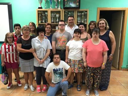 La Diputación firmará un convenio de colaboración con la Asociación Síndrome de Down