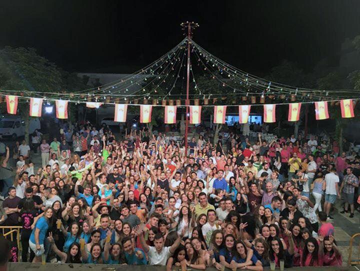 Todo listo en Yebra para disfrutar de las fiestas de San Cristóbal