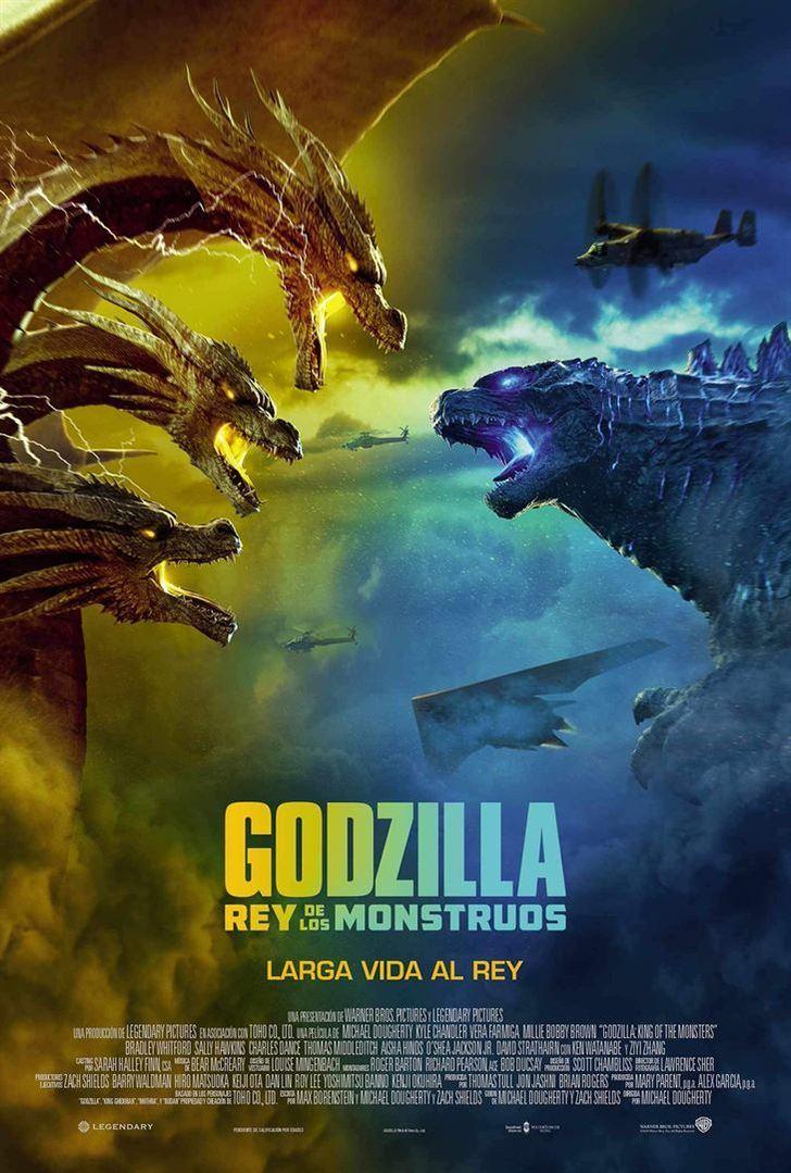 Godzilla : rey de monstruos