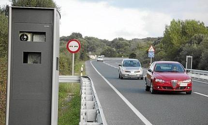 Atención, desde hoy Google Maps avisa del punto exacto en el que se encuentran los radares de velocidad
