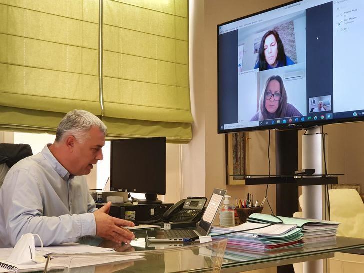 La Diputación de Guadalajara creará un Grupo de Trabajo para coordinar las ayudas sociales y económicas en la provincia