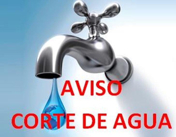 Corte de agua el lunes 11 en la zona de Hermanos Fernández Galiano por mantenimiento en la red de abastecimiento