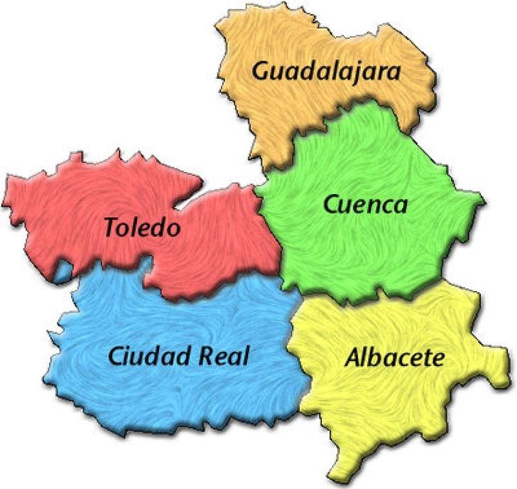 Guadalajara será este 31 de mayo la sede del Día de la Región de Castilla-La Mancha