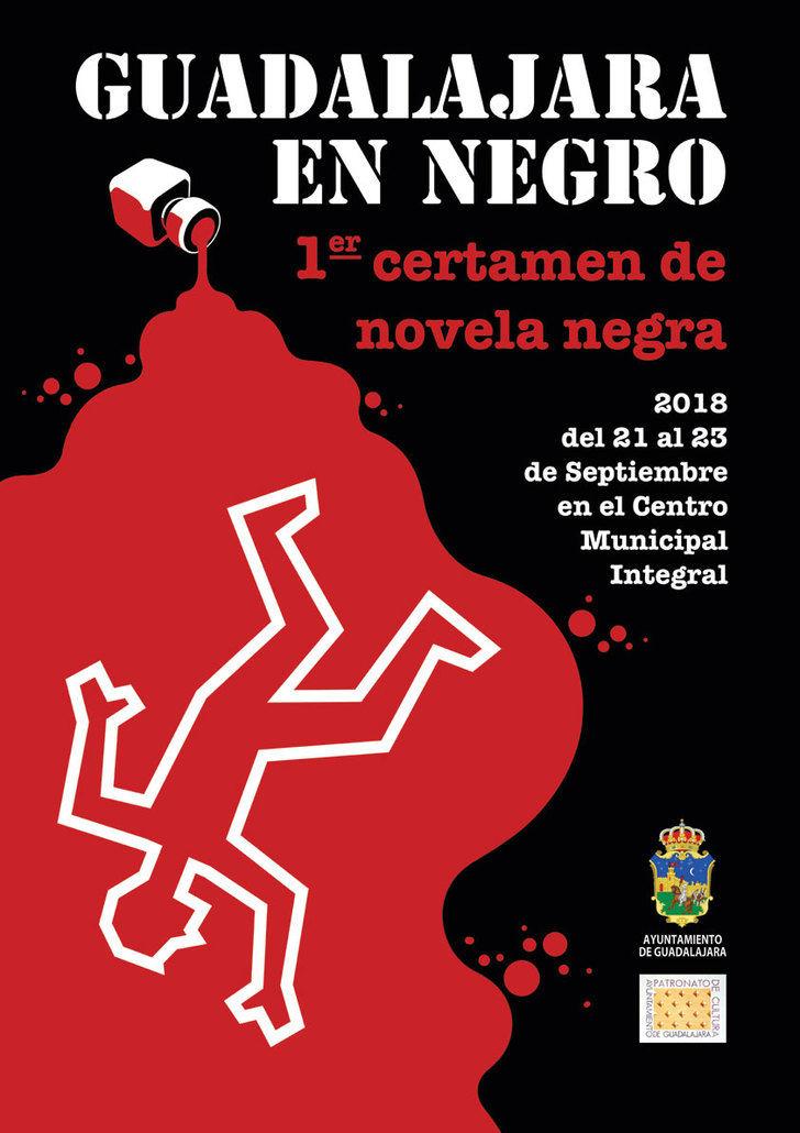 Cuenta atrás para el inicio del I Certamen de Novela Guadalajara en Negro