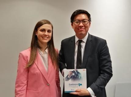 """""""Guadalajara Empresarial"""" presente en un Encuentro con el director regional para Europa de la Junta de Desarrollo Económico de Singapur"""