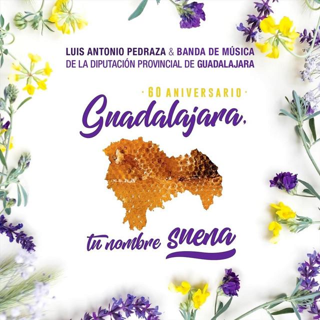 La Banda de Música de la Diputación de Guadalajara felicita el Día de Castilla-La Mancha