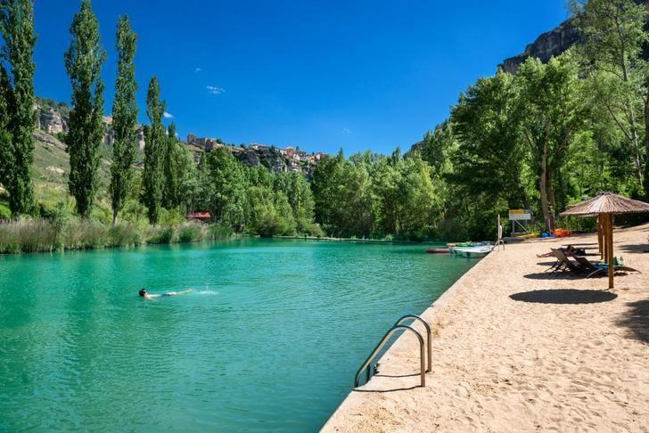 Guadalajara cuenta con SIETE zonas oficiales de baño autorizadas para disfrutar de sus parajes naturales