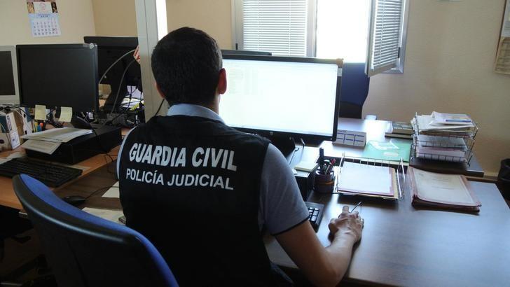 La Guardia Civil detiene a una mujer por abandonar a su bebé recién nacido