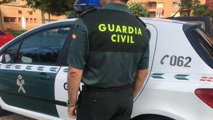 Rescatan en helicóptero a un ciclista de 43 años tras sentirse indispuesto en el Pico Somosierra, en Guadalajara