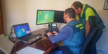 La Guardia Civil de Ciudad Real implementa los Equipos @ para potenciar la lucha contra la ciberdelincuencia