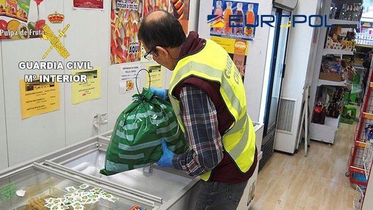 Una operación de fraude alimentario deja 17 detenidos e imputados en Ciudad Real