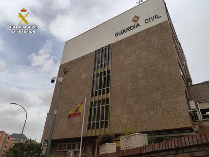 La Guardia Civil ha desarticulado un grupo criminal que robó en 108 explotaciones agrícolas de las provincias de Cuenca y Ciudad Real
